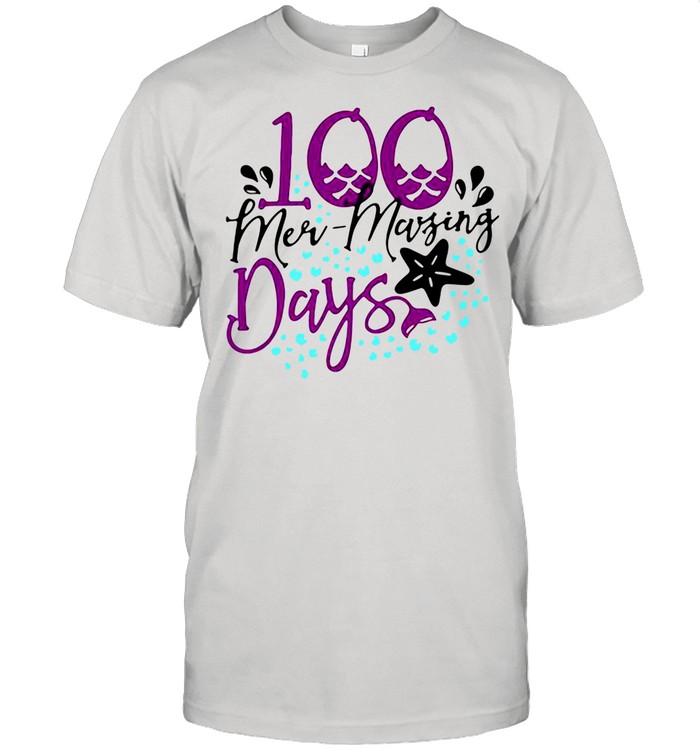 100 Mermazing Days Shirt
