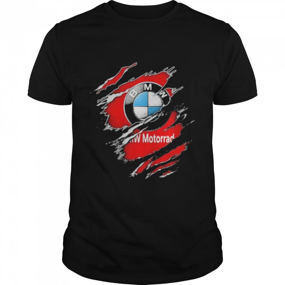 Bmw Motorrad Logo Shirt