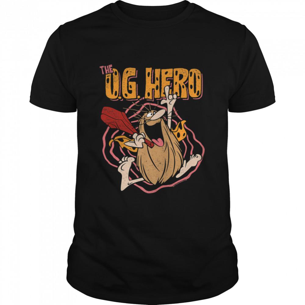 Captain Caveman OG Hero Shirt