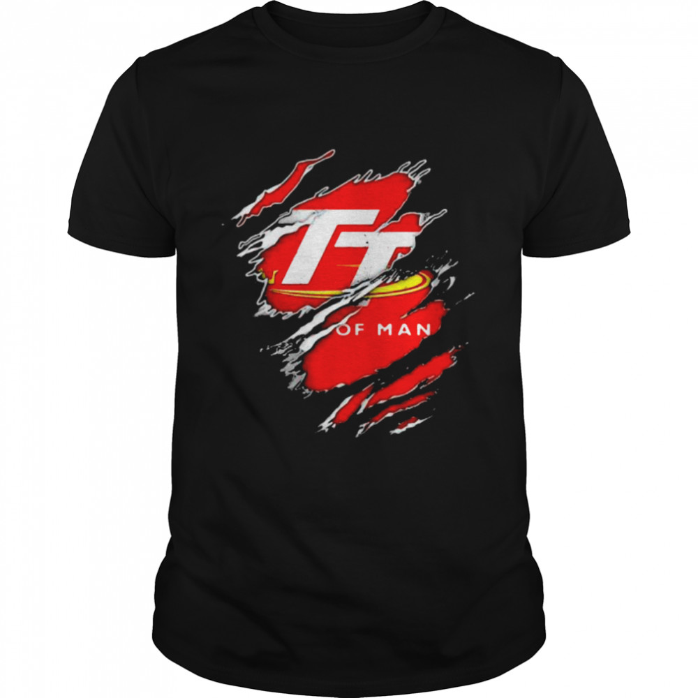 Logo Isle Of Man Shirt