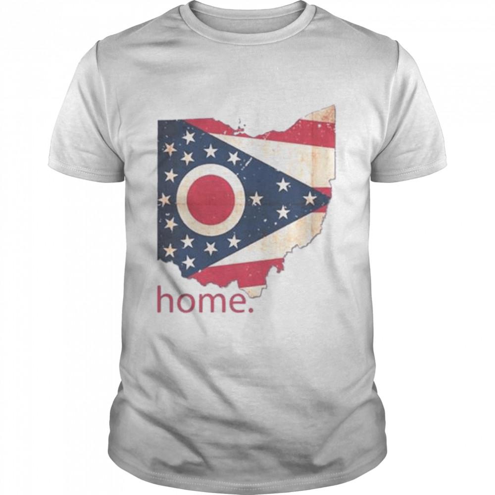 Ohio Is Home shirt