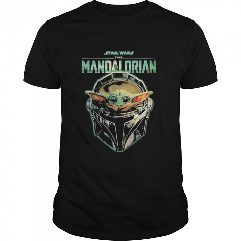 Star Wars The Mandalorian Baby Yoda Shirt
